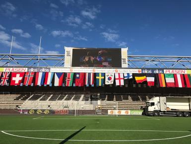 國際健走-瑞典、冰島